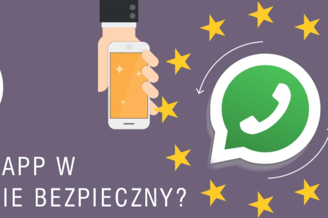 WhatsApp w biznesie – bezpieczny?