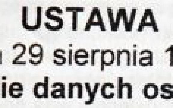 Prawo ochrony danych osobowych na Uniwersytecie im. Adama Mickiewicza w Poznaniu